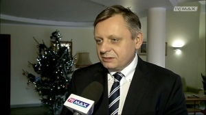 TV Max - Koszalin - Program Wierzę 2015 01 11
